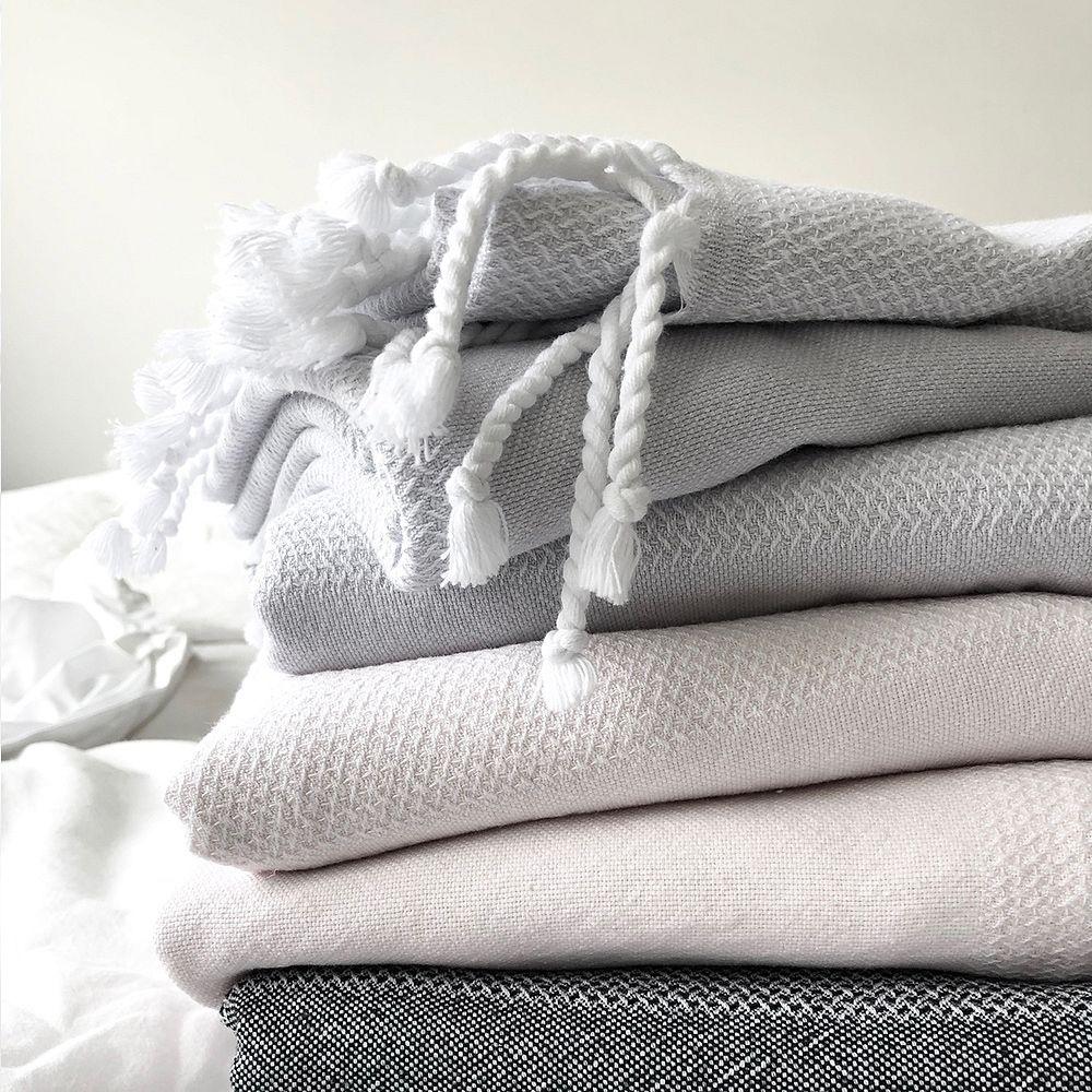 Langø cotton bath towels