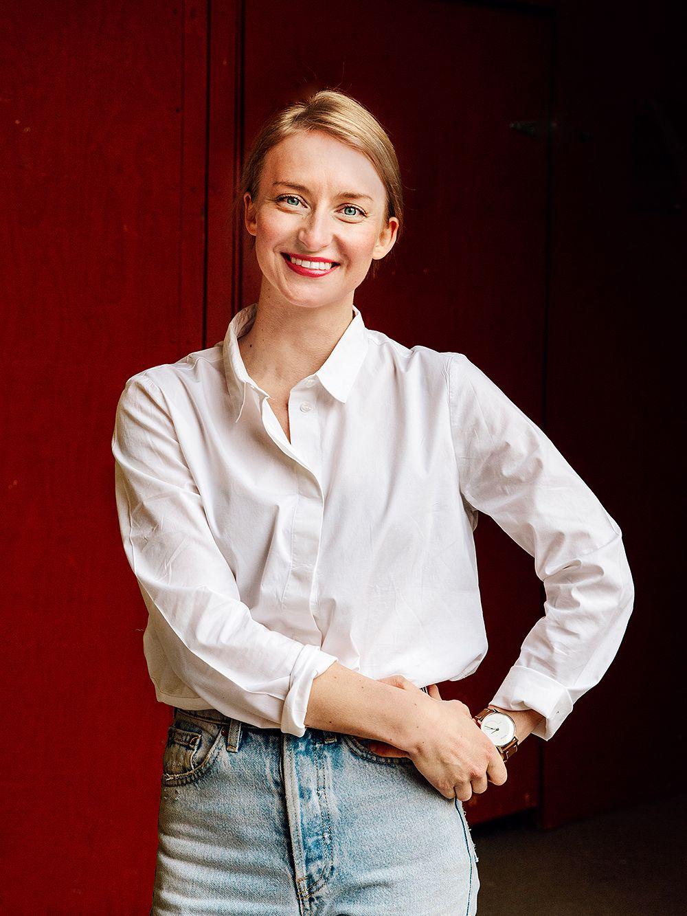 Larissa Immonen, CEO of Finarte