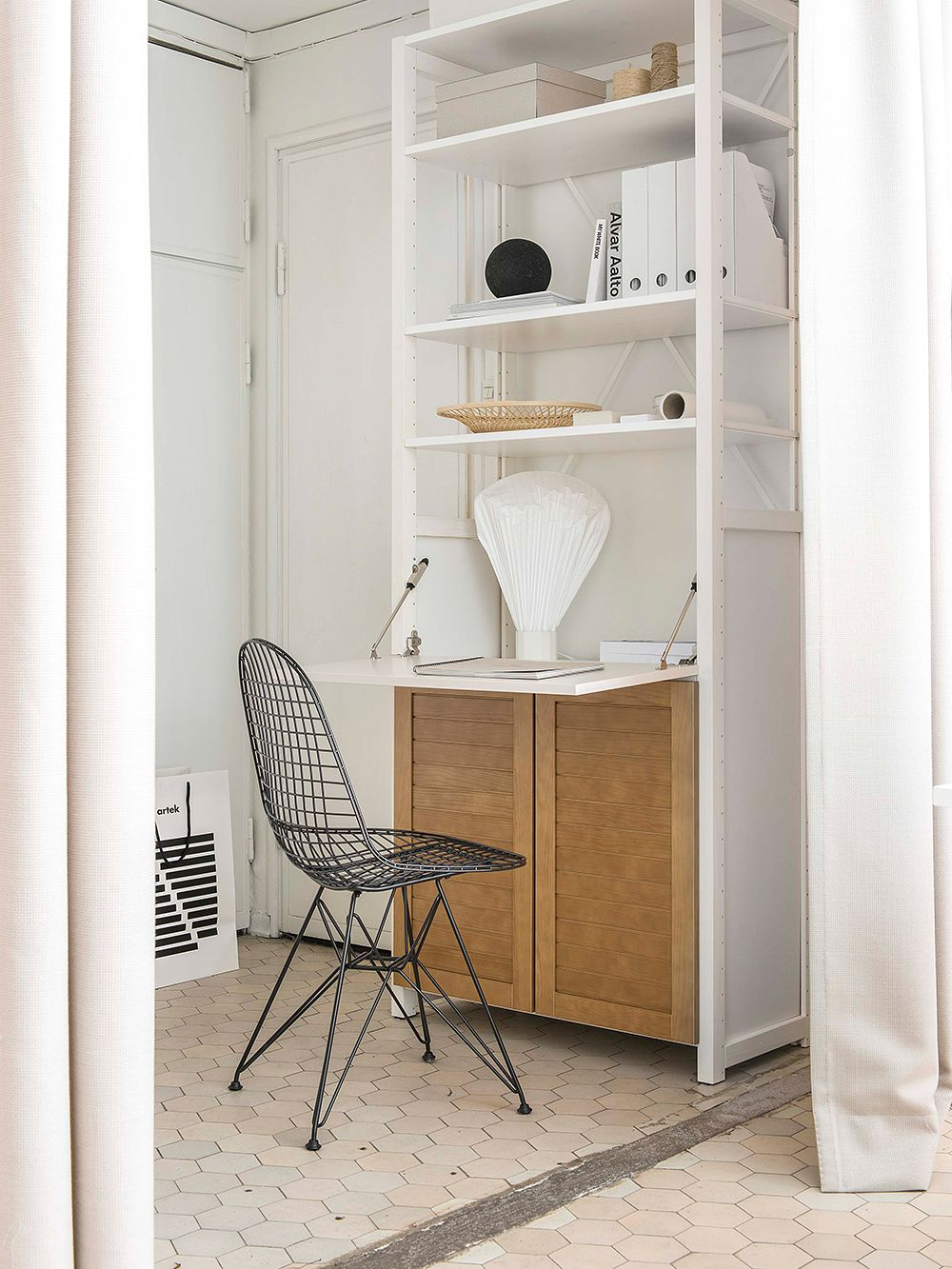 The Helsinki studio of Laura Seppänen