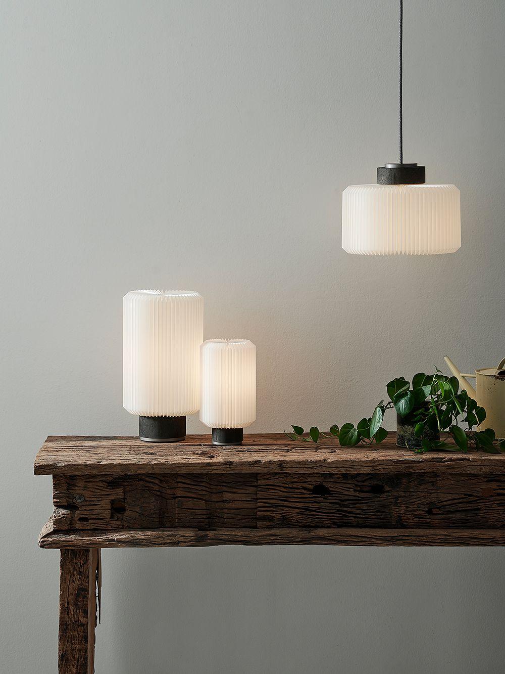 Le Klint Cylinder lamps