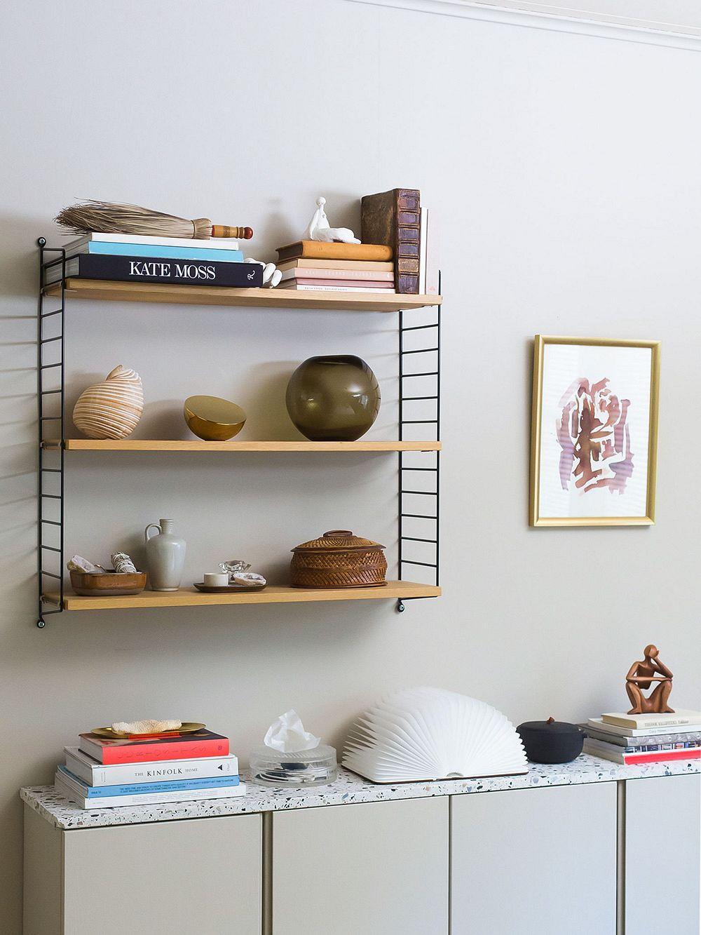 String Furniture wall shelf