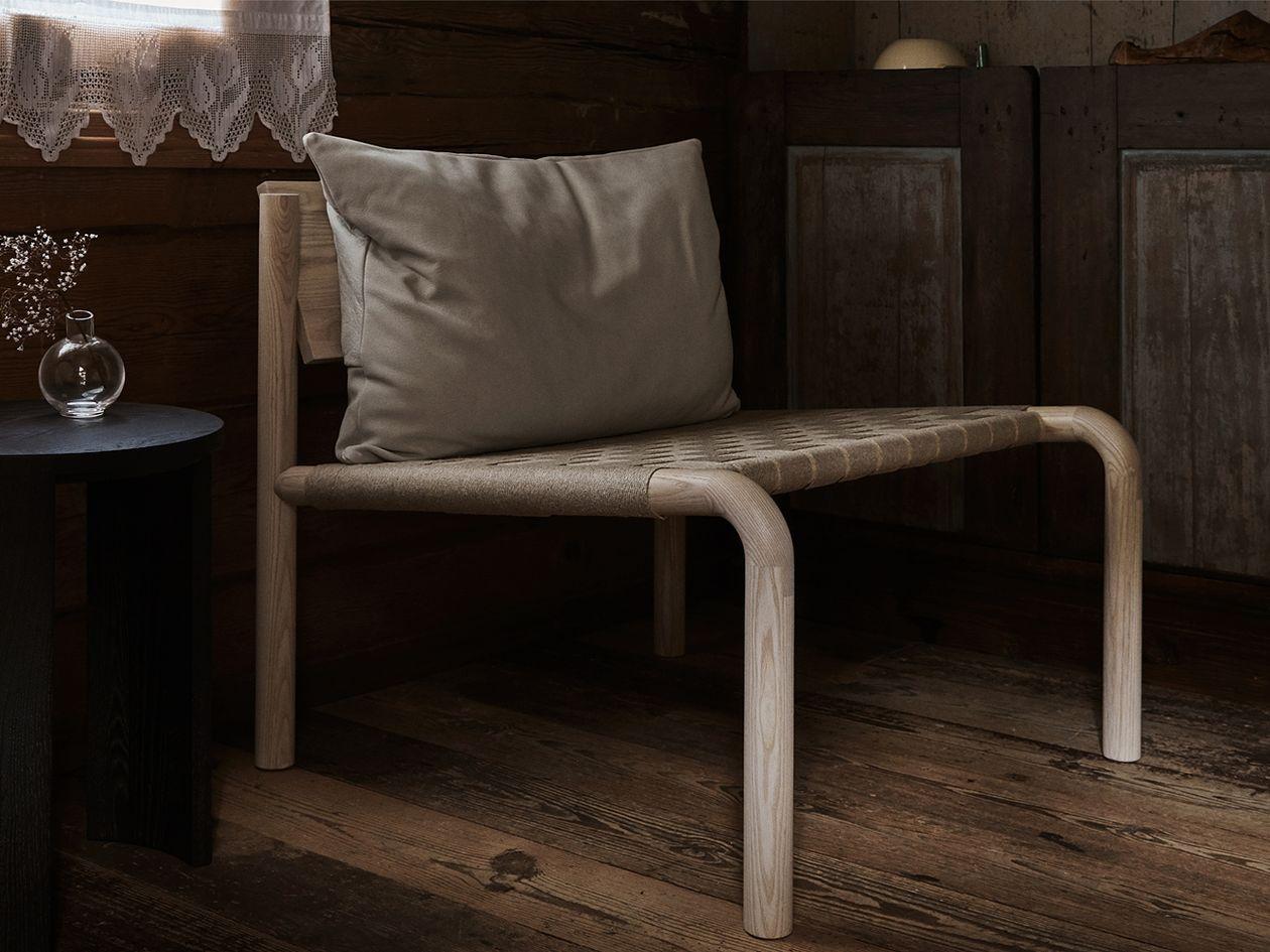 Made by Choice Kaski lounge chair