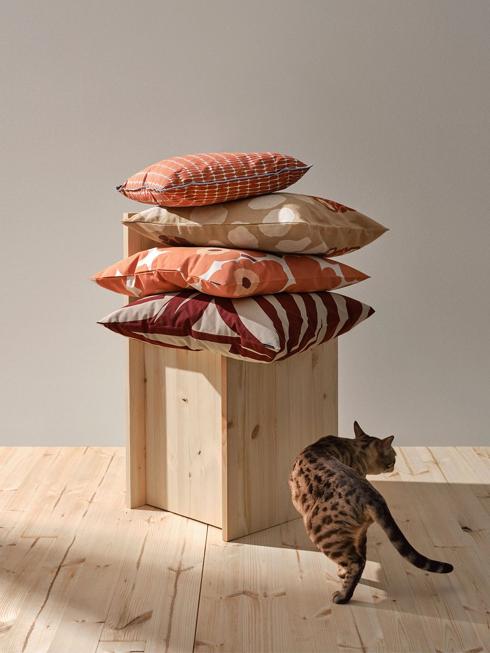 Marimekko cushion covers