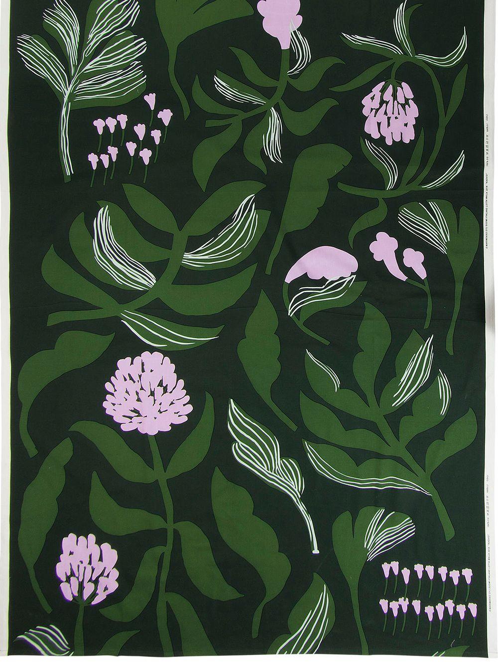 Marimekko's Kasvio tablecloth