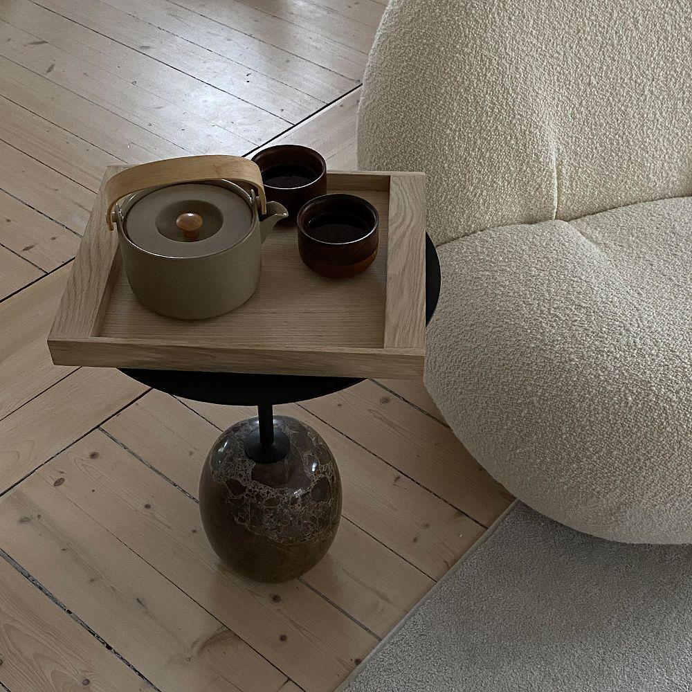 Marimekko Oiva teapot in terra