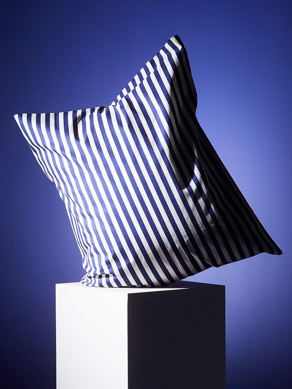 Marimekko Tasaraita pillow case