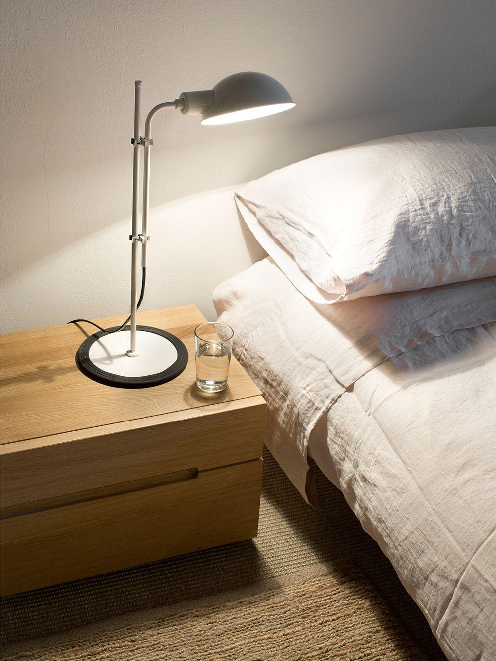 Marset Funiculi table lamp in white