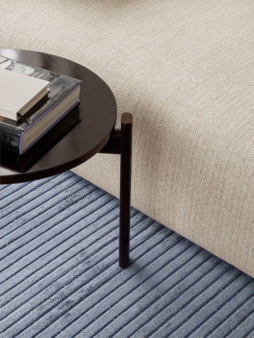 Menu's Houkime rug and Passage sofa table