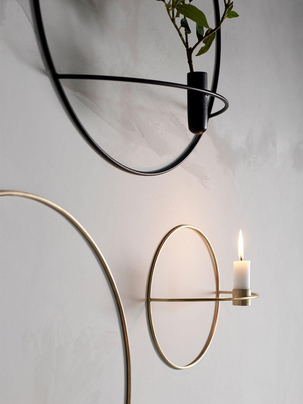 Menu's POV candleholder