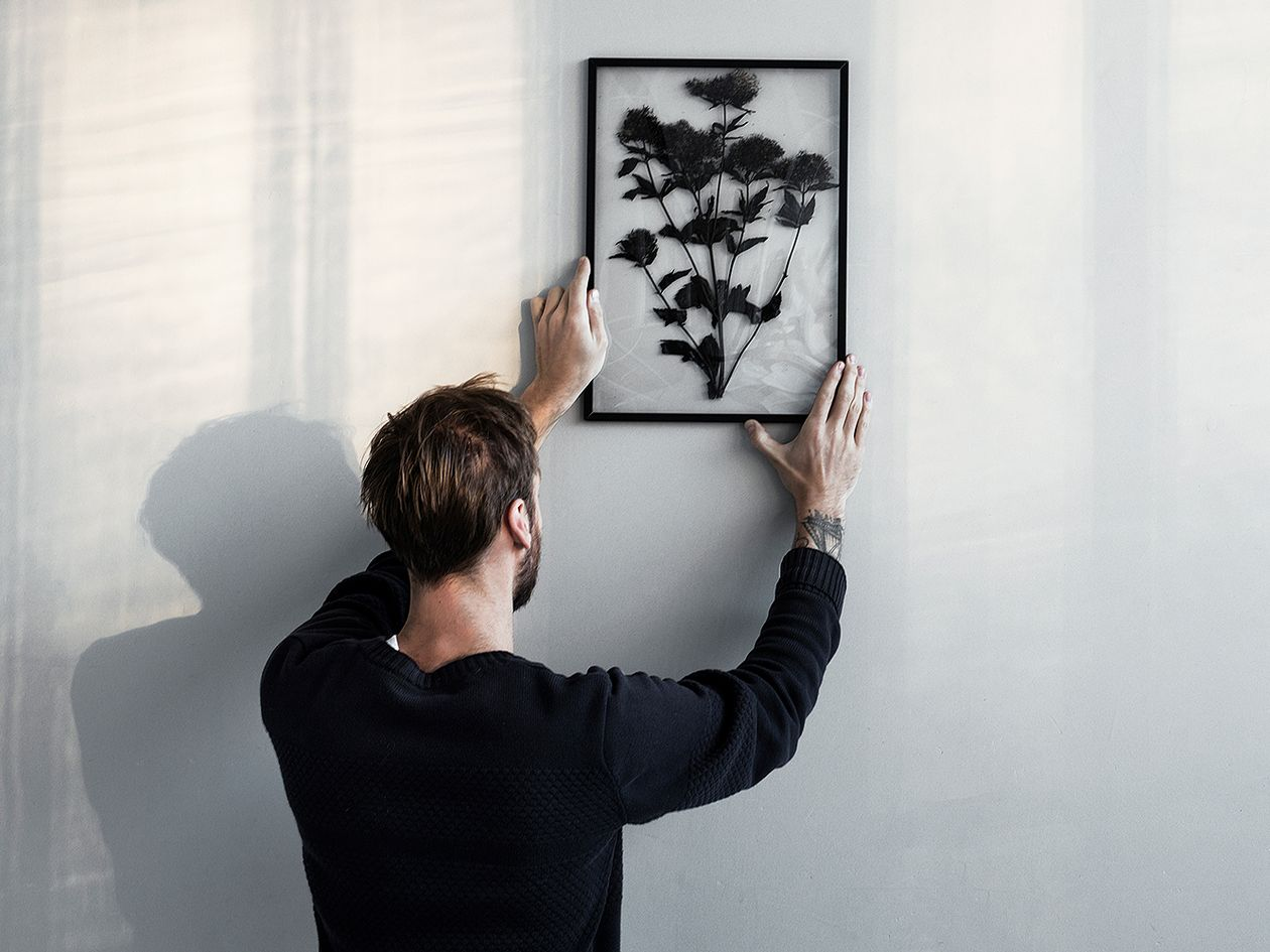 Moebe frame in black