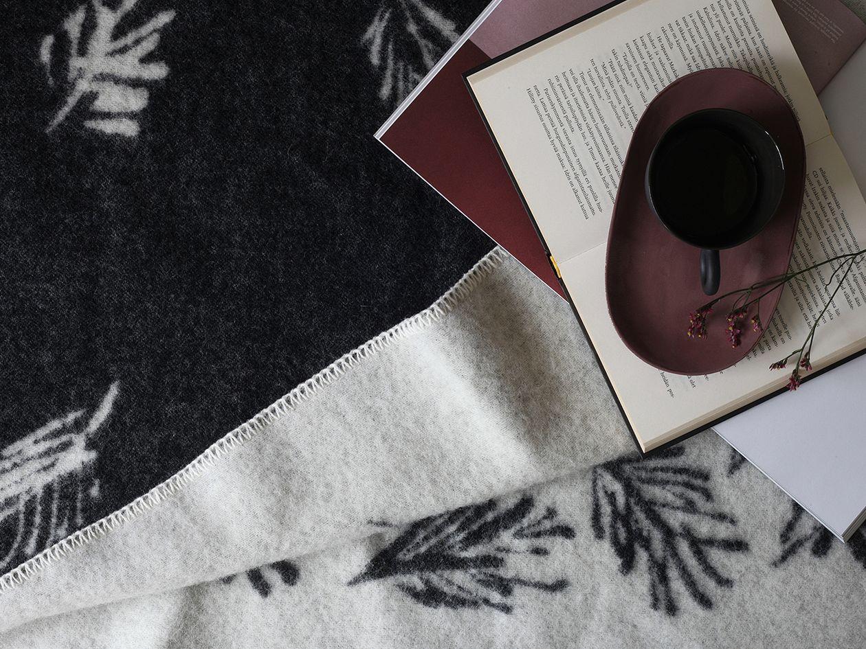Teemu Järvi Illustrations Shinrin-yoku blanket