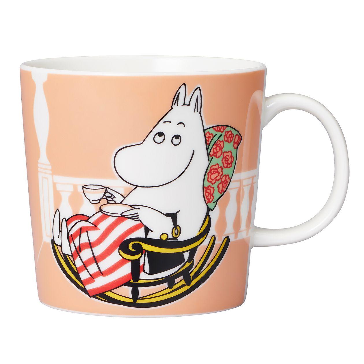 Moominmamma mug by Arabia