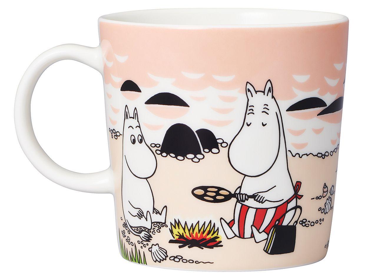 Arabia Moomin Seasonal mug 2021 Together