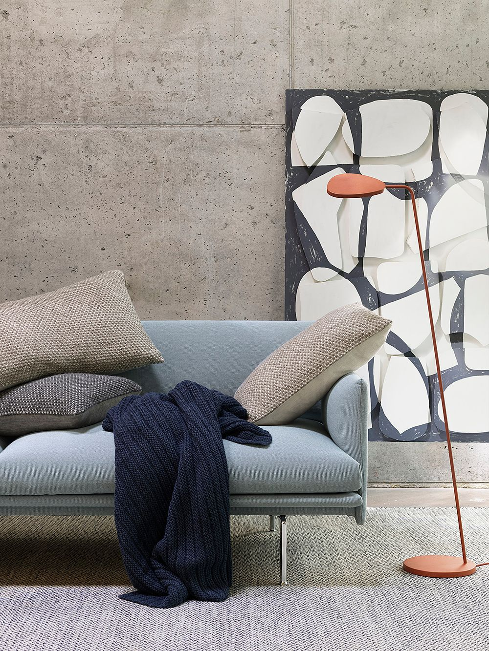 Muuto Outline sofa