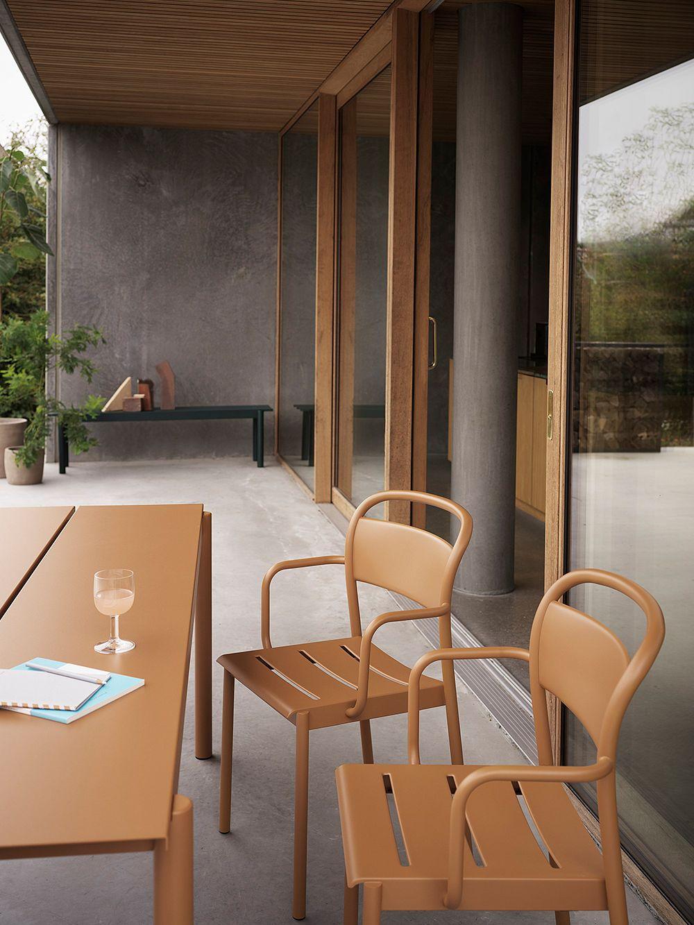 Muuto Linear Steel chair