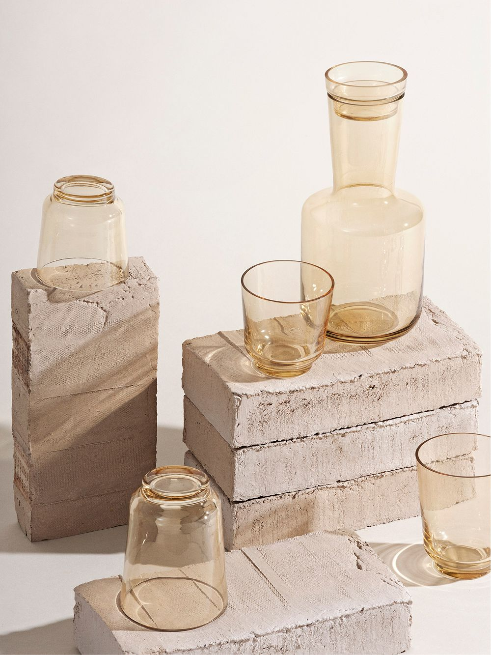 Muuto Raise glassware