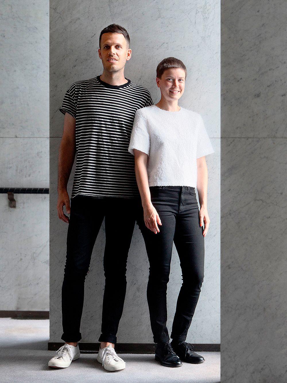 Wesley Walters and Salla Luhtasela