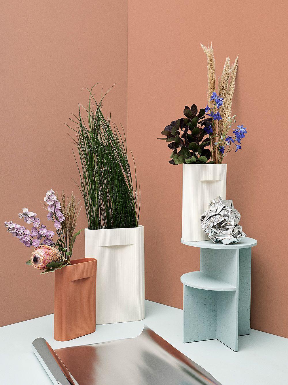 Muuto Ridge vases