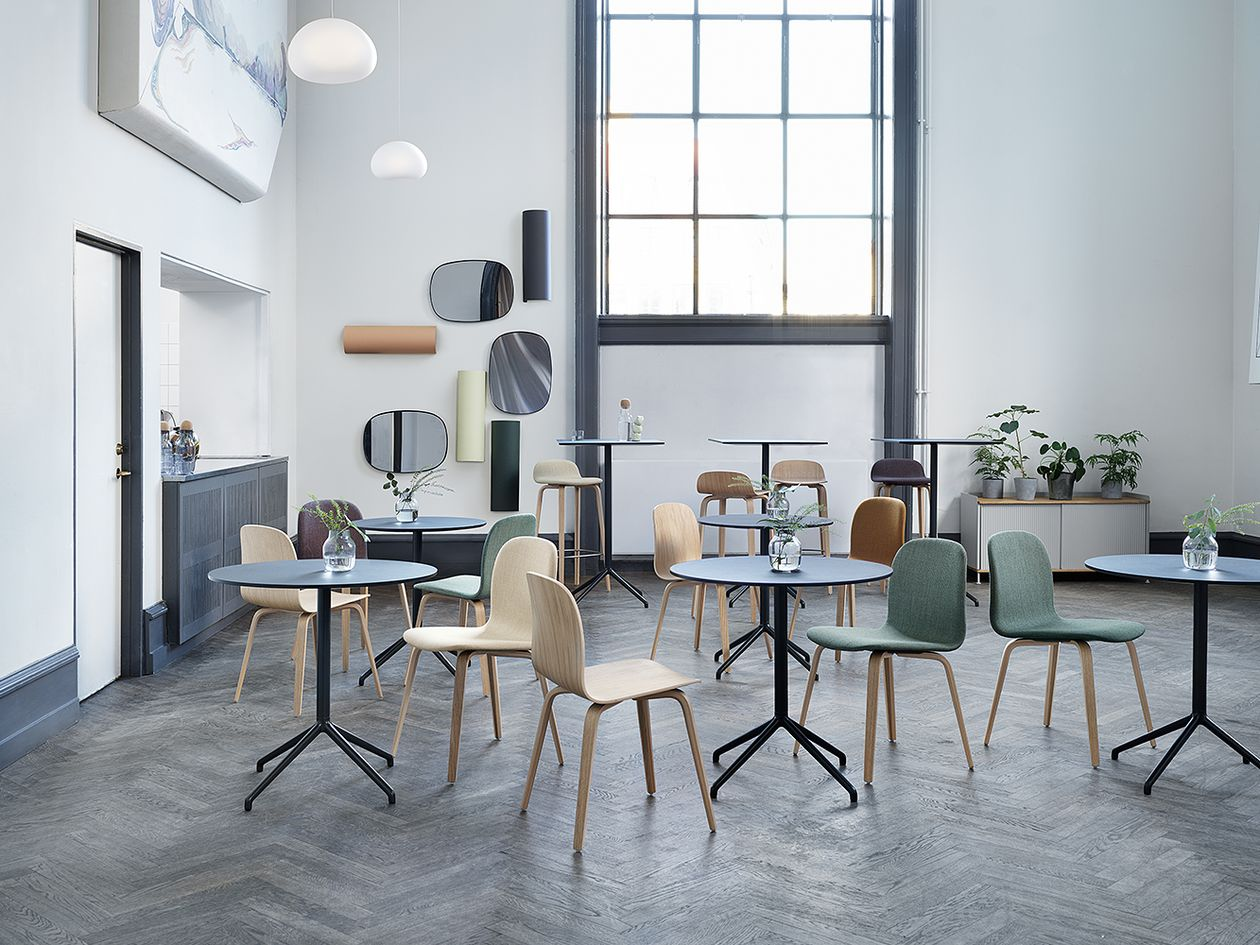 Muuto Visu chair collection