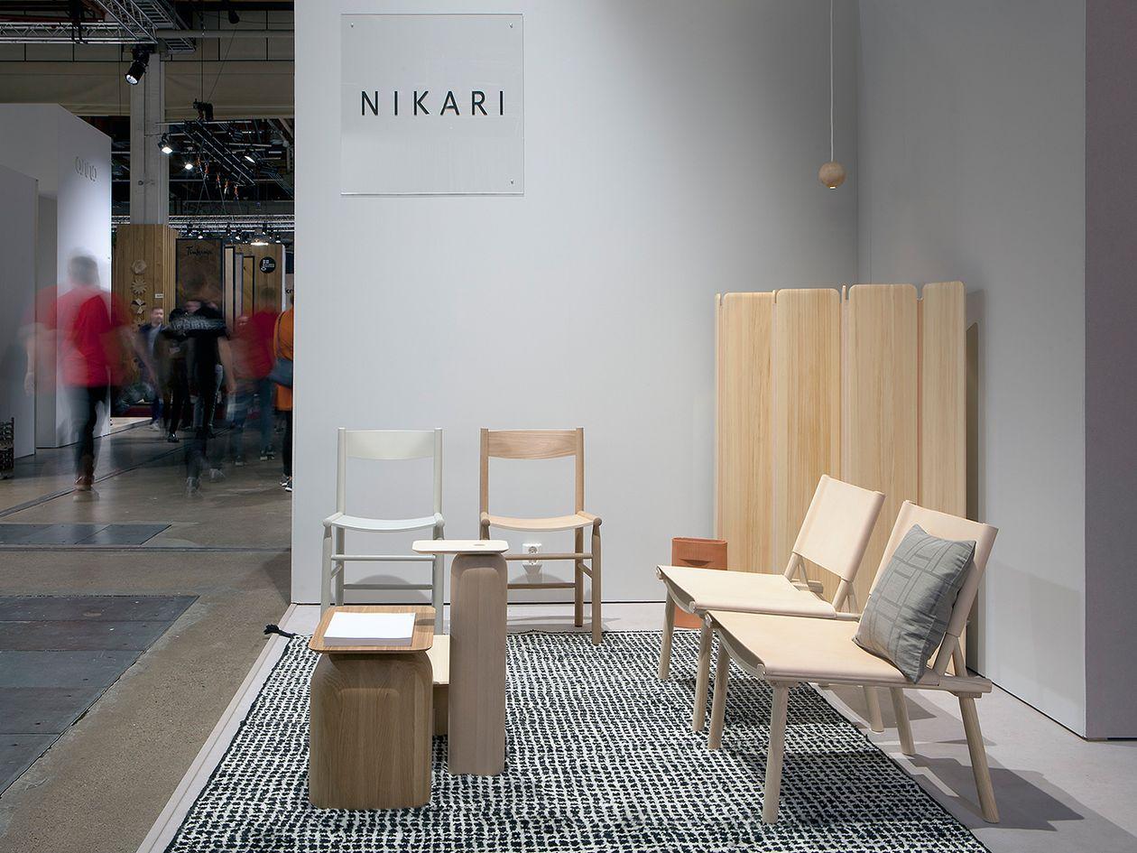 Nikari at Habitare 2019