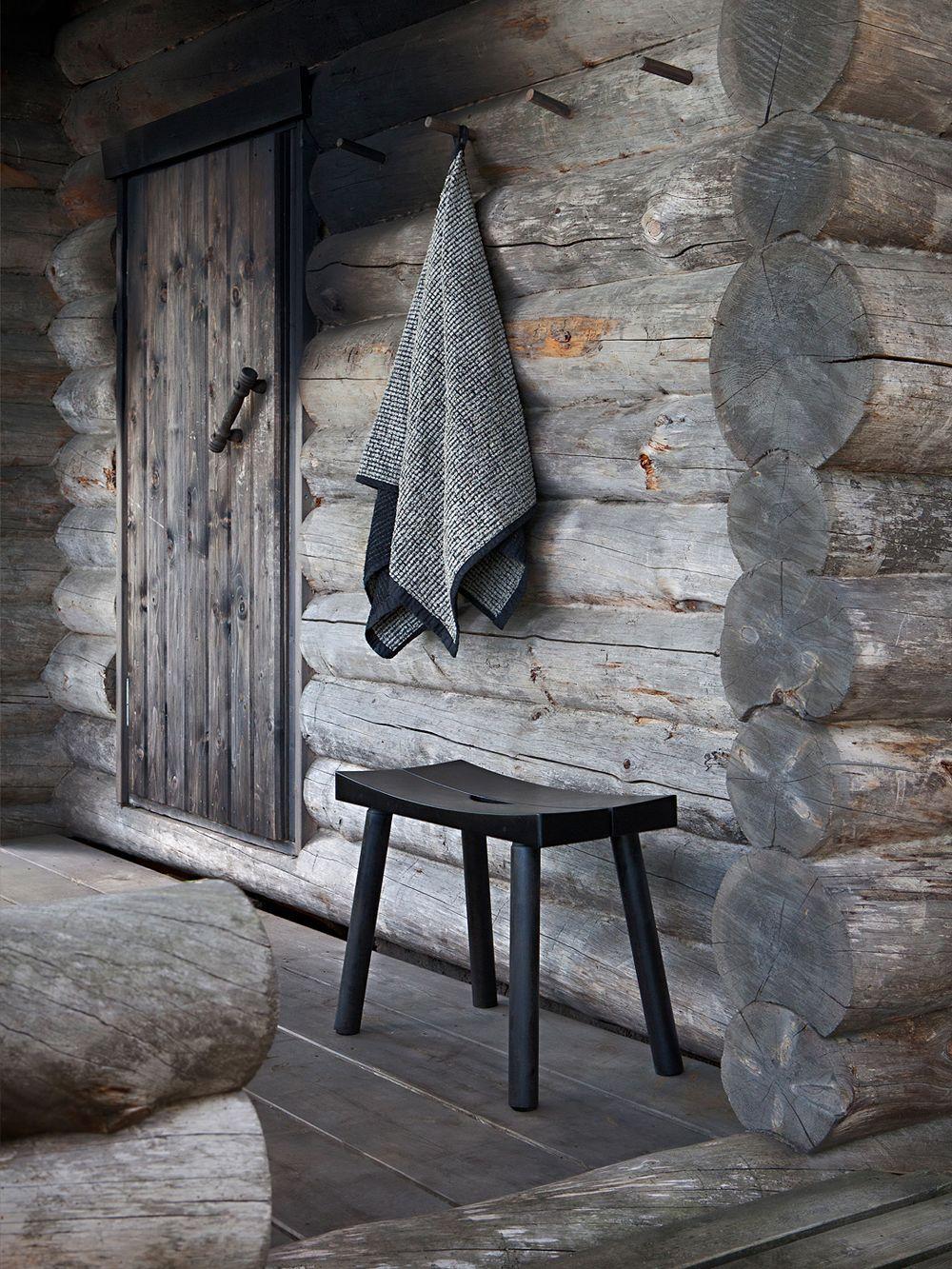 Nikari Periferia KVJ3 sauna stool