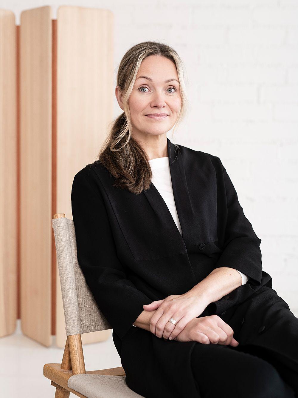 Johanna Vuorio of Nikari and Woodnotes