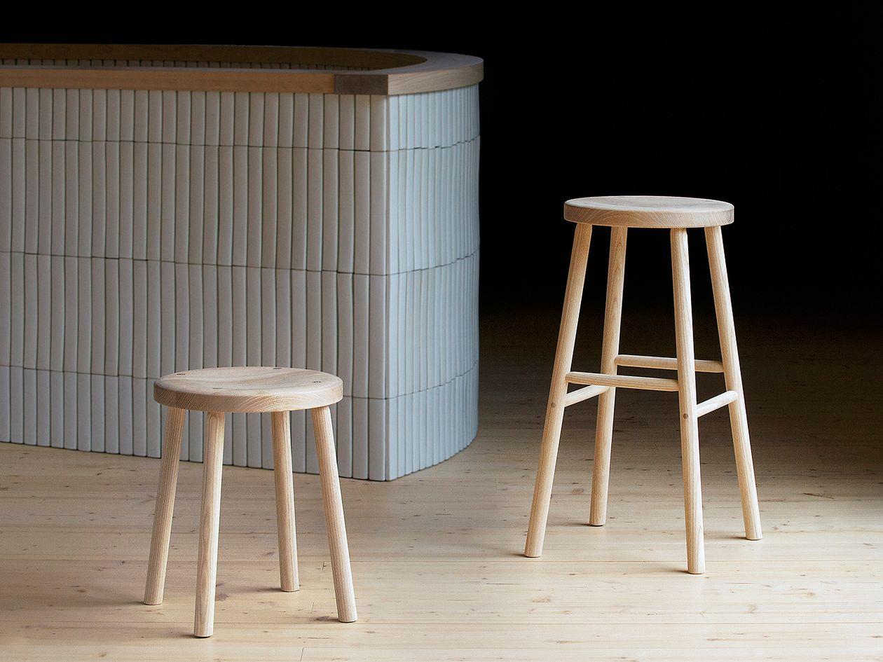 Nikari Storia stools