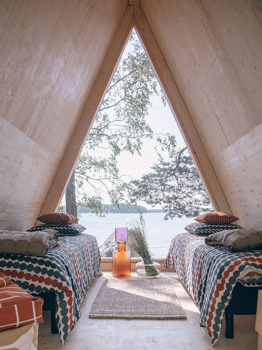 Marimekko Nolla cabin