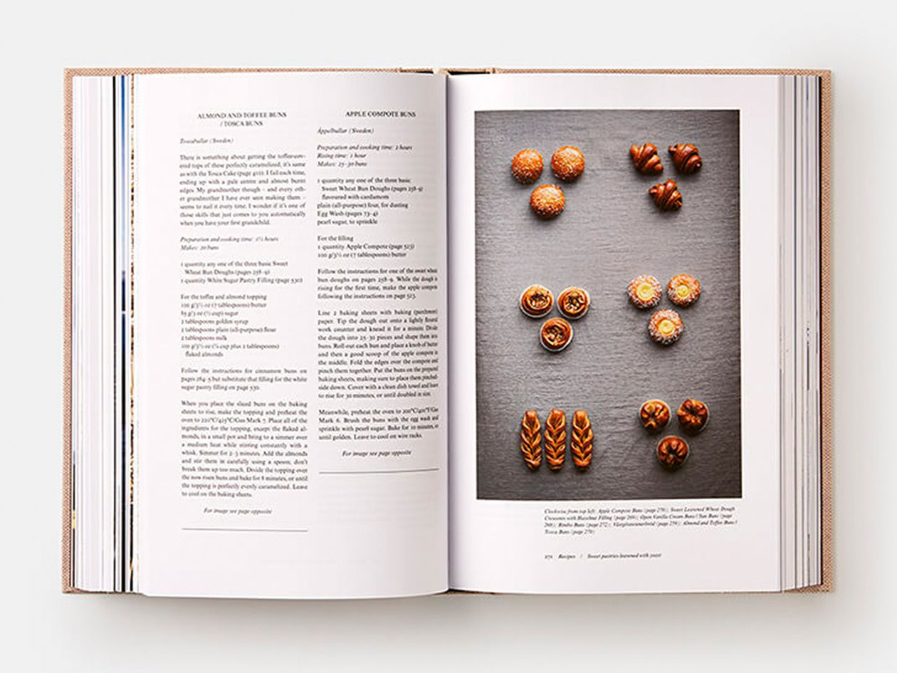 Phaidon's The Nordic Baking Book
