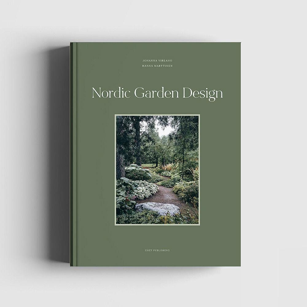 Nordic Garden Design by Cozy Publishing