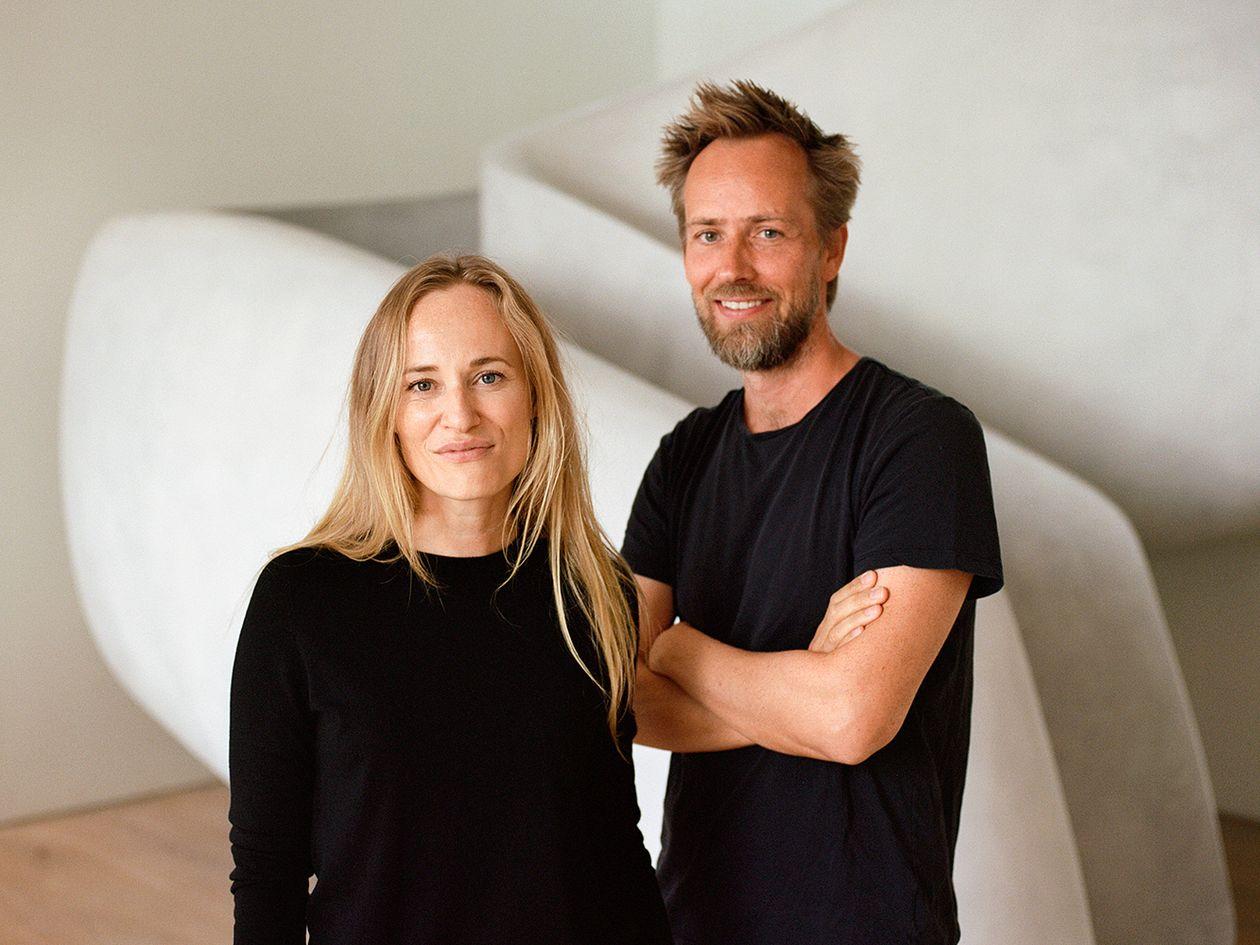 Jasmi and Peter Bonnén