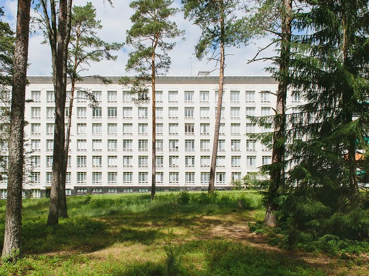 The Paimio Sanatorium by Alvar Aalto