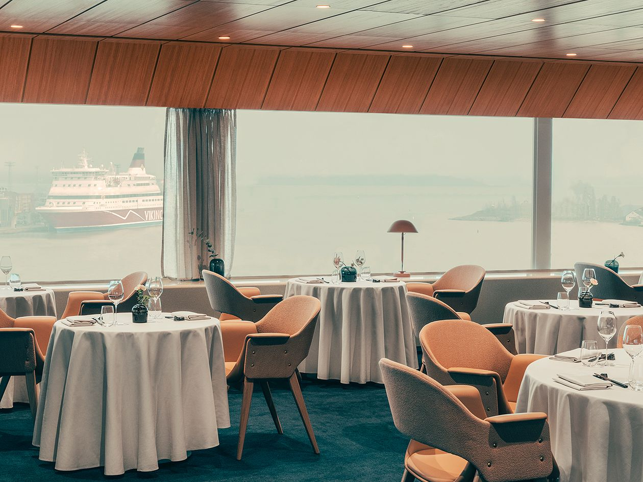 Restaurant Palace Helsinki
