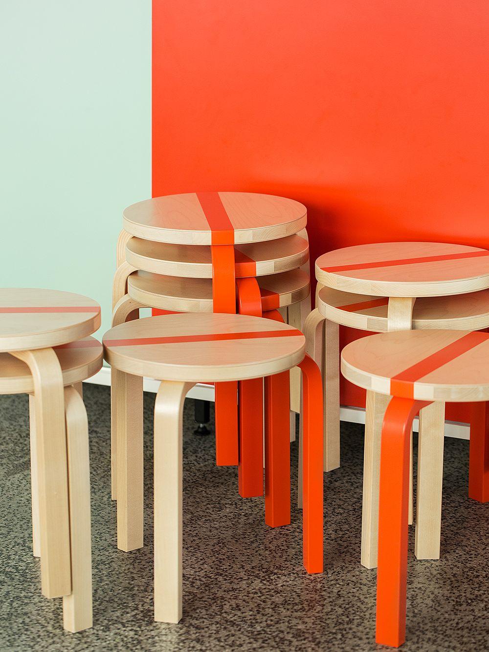 Artek Publics stool