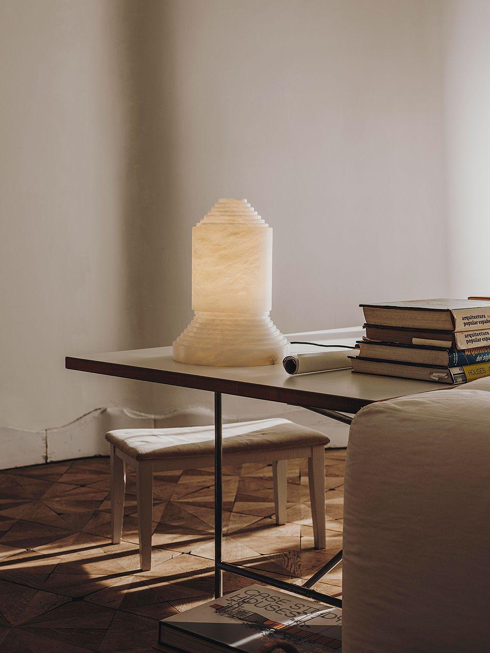 Santa & Cole: Babel table lamp