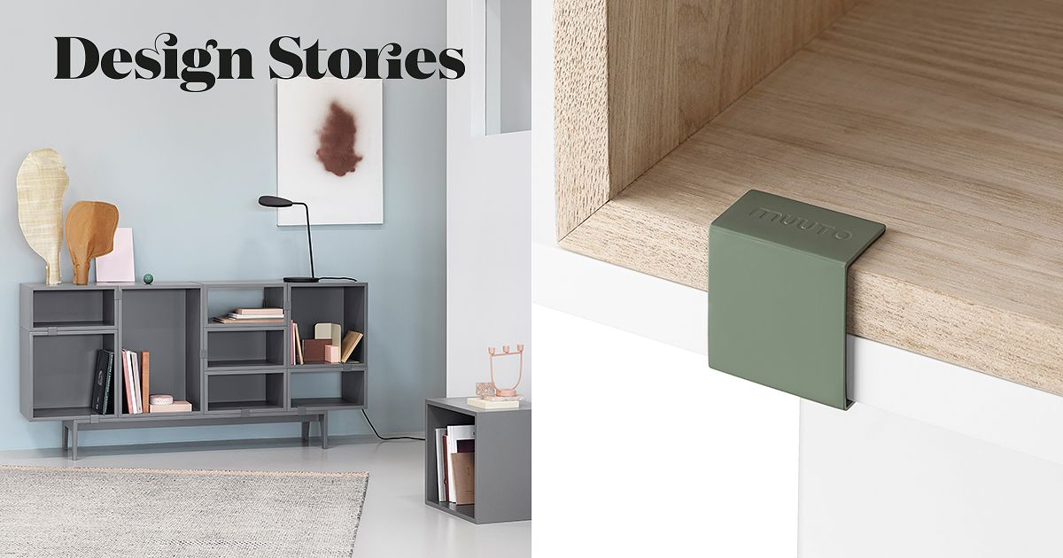 Muuto S Stacked Storage Furniture Can Be Stacked In An Endless Number Of Ways Design Stories