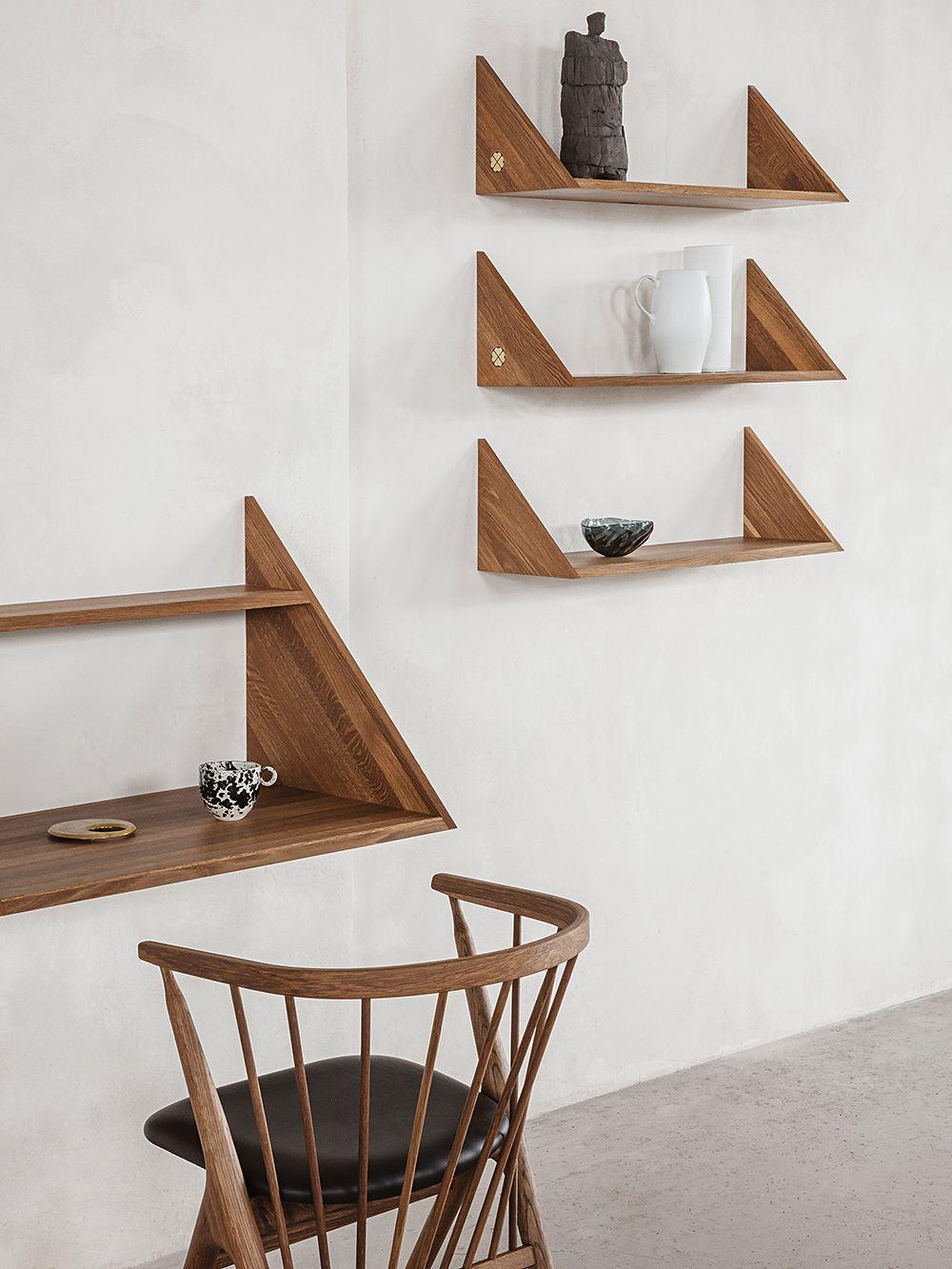 Sibast Furniture Xibris shelves and desk