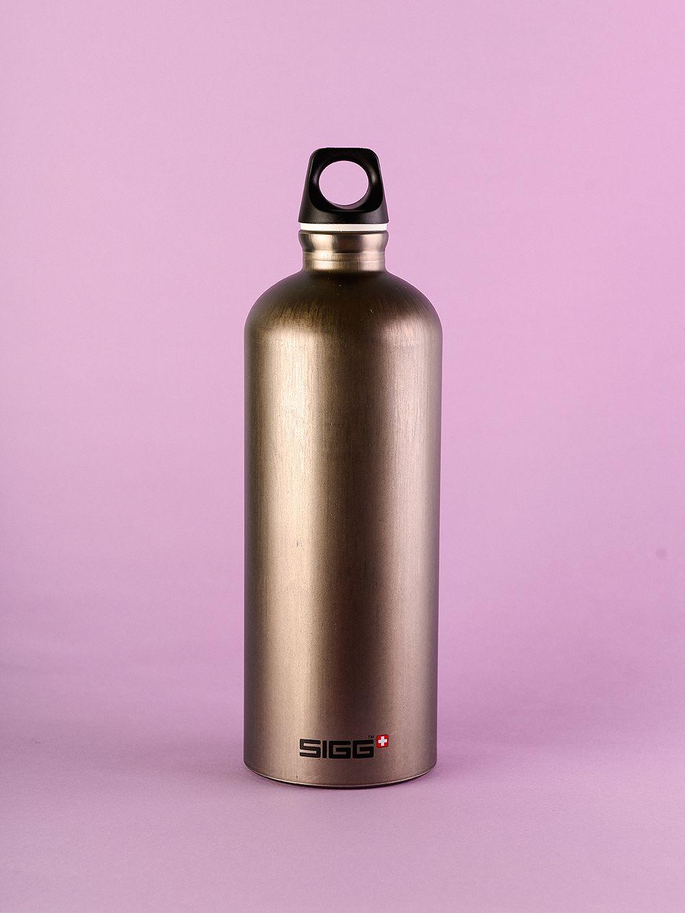 SIGG Traveller drinking bottle, smoked pearl