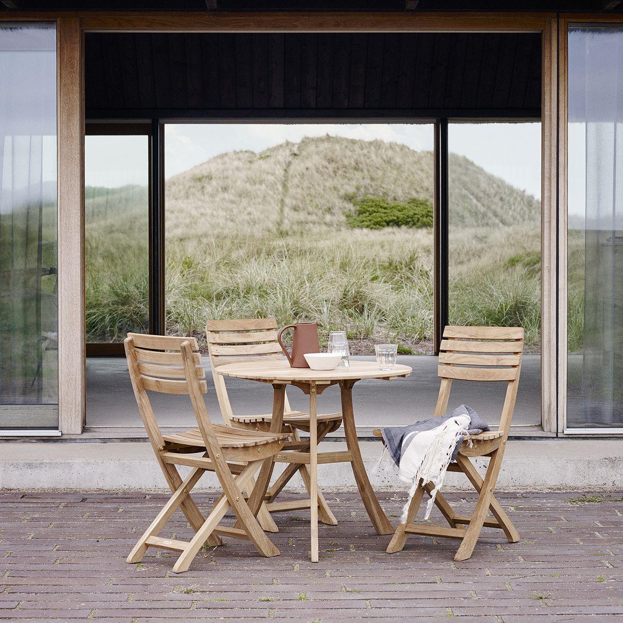 Skagerak Vendia outdoor furniture