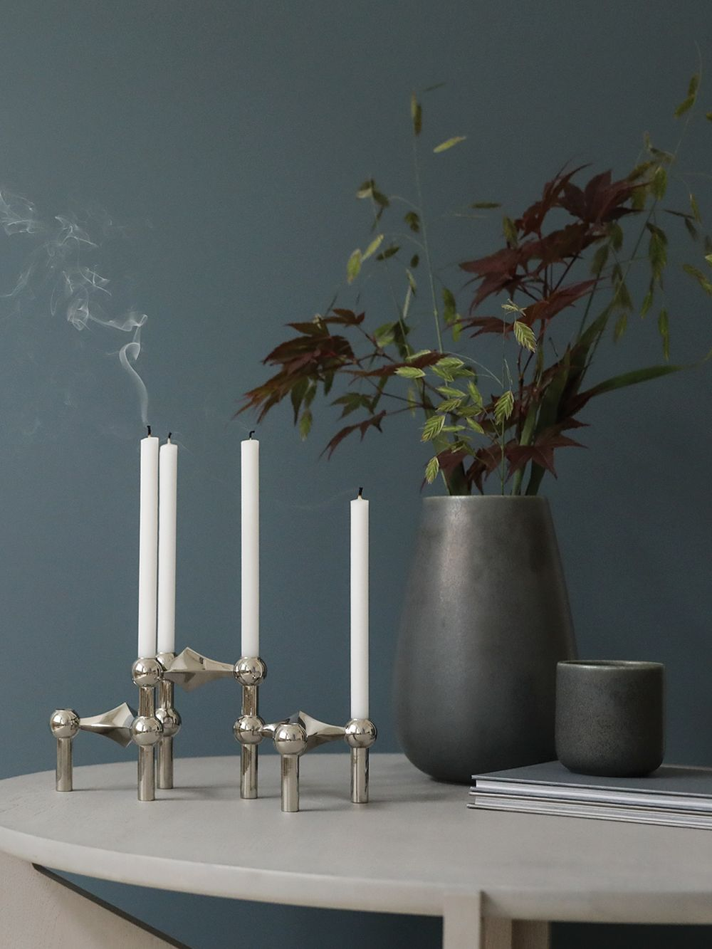 STOFF Copenhagen Nagel candleholder