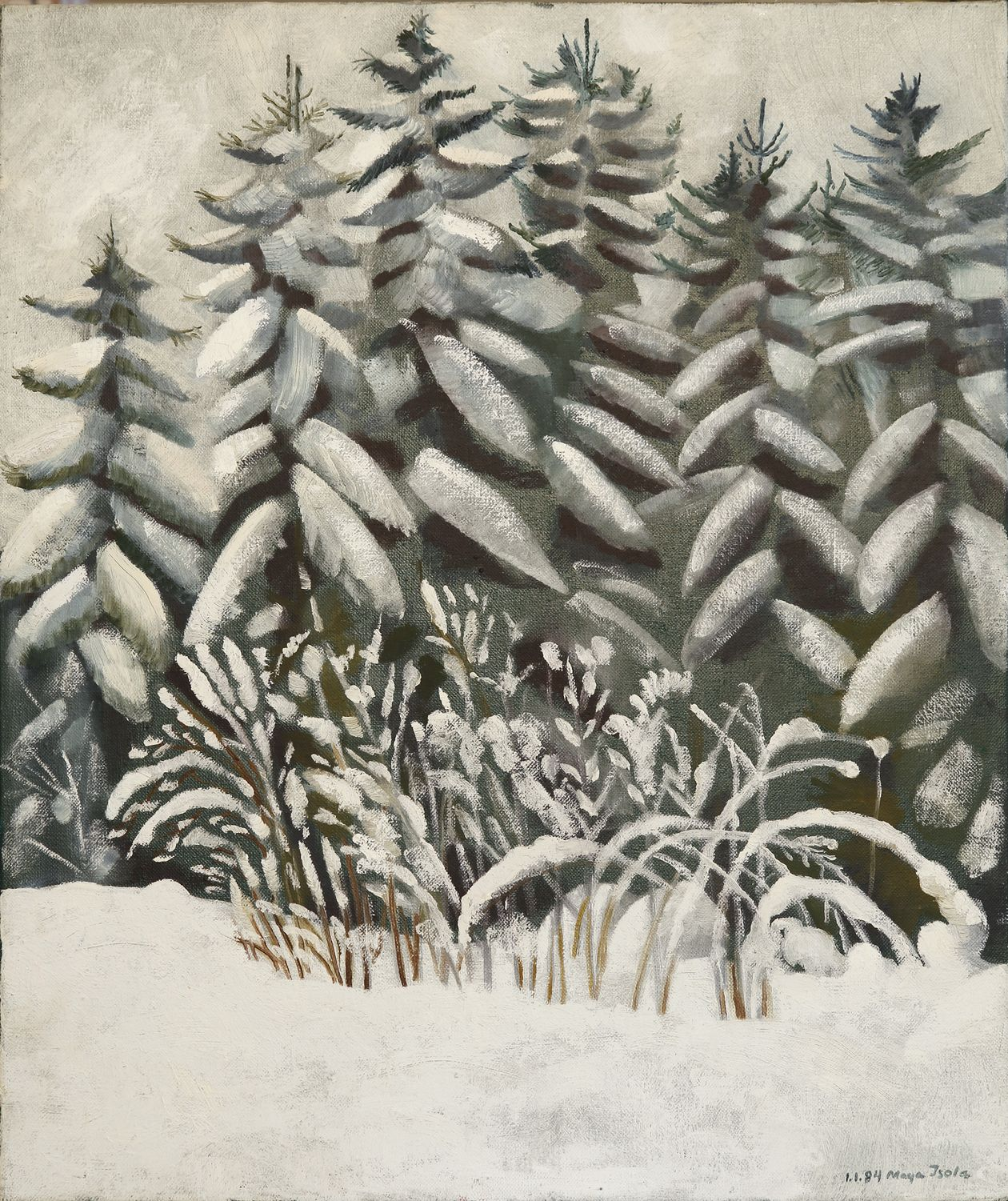 Maija Isola: Winter