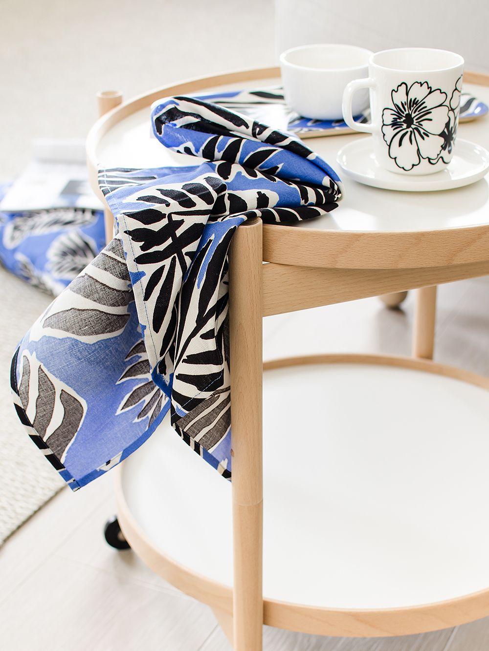 Marimekko Babassu tea towel