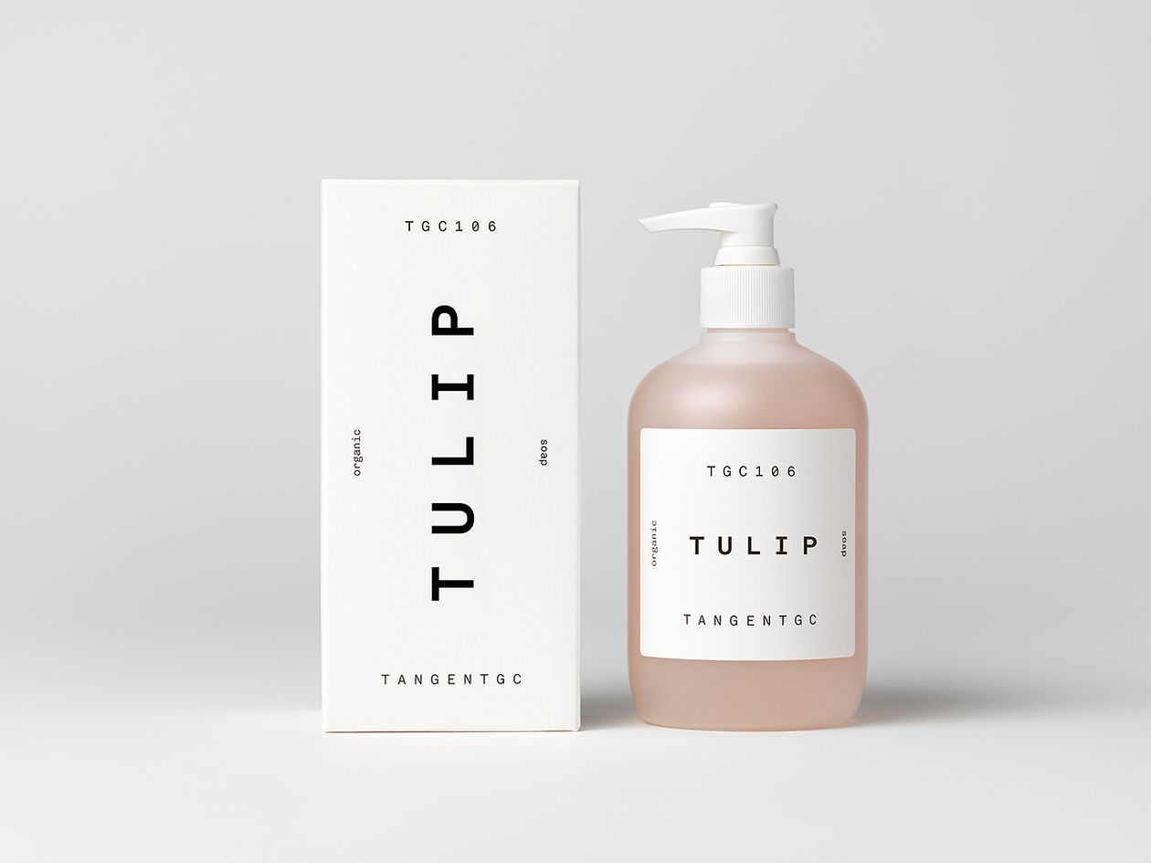 Tangent GC Tulip soap