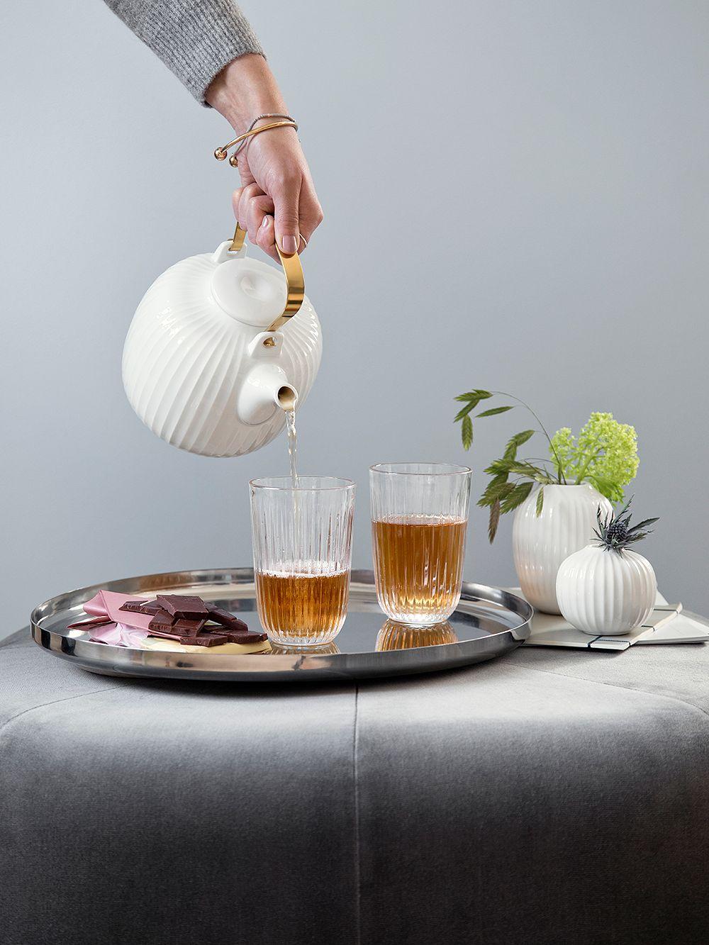 Kähler Hammershøi teapot