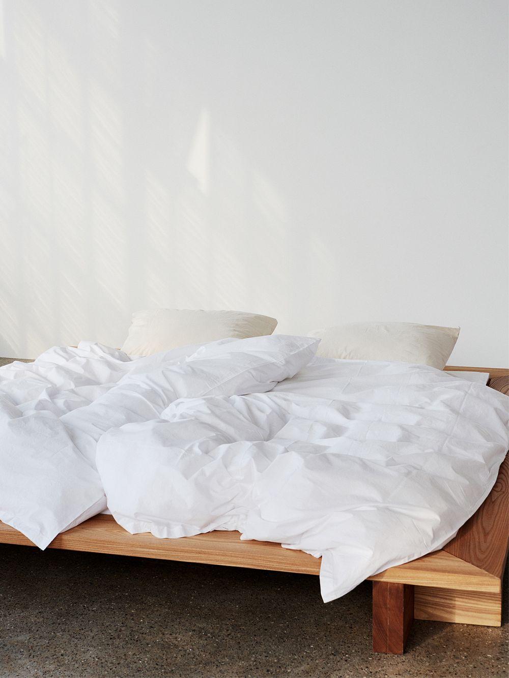 Tekla Fabrics duvet cover