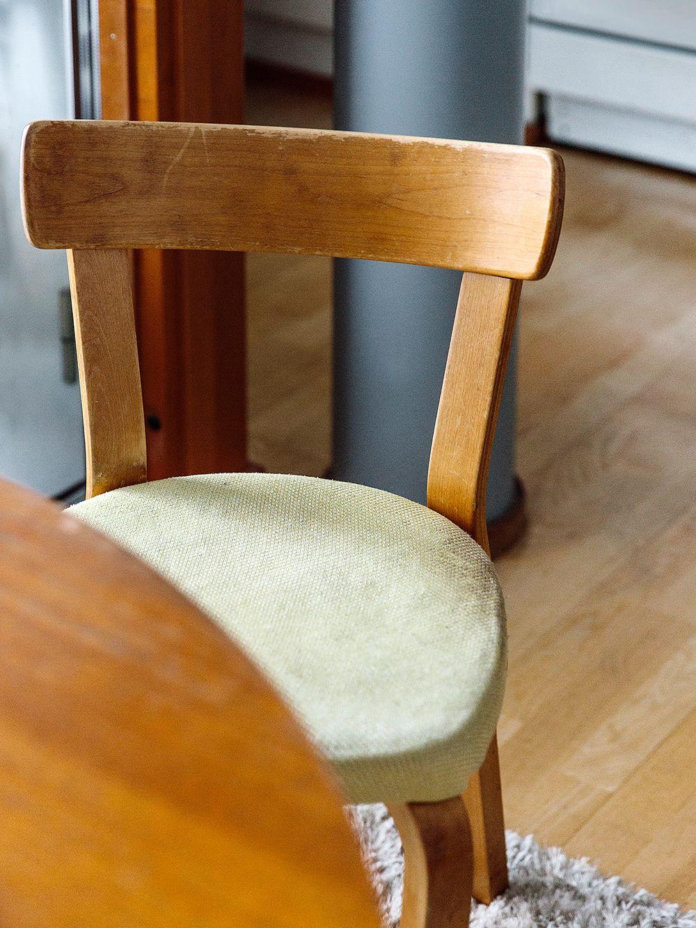 Artek Chair 69 with patina