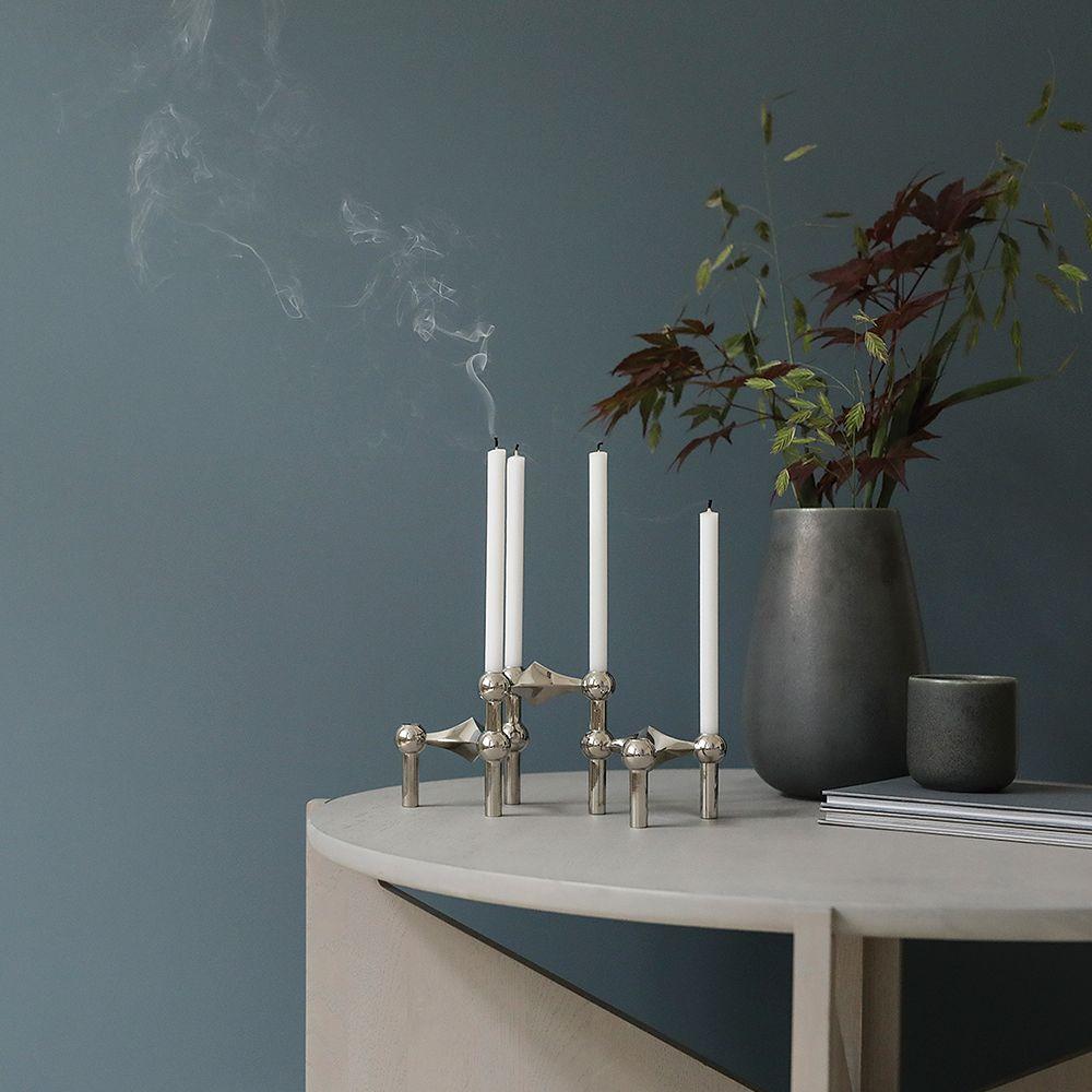 Stoff candleholder