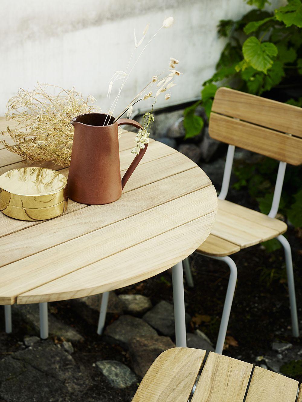 Skagerak's Flux outdoor furniture
