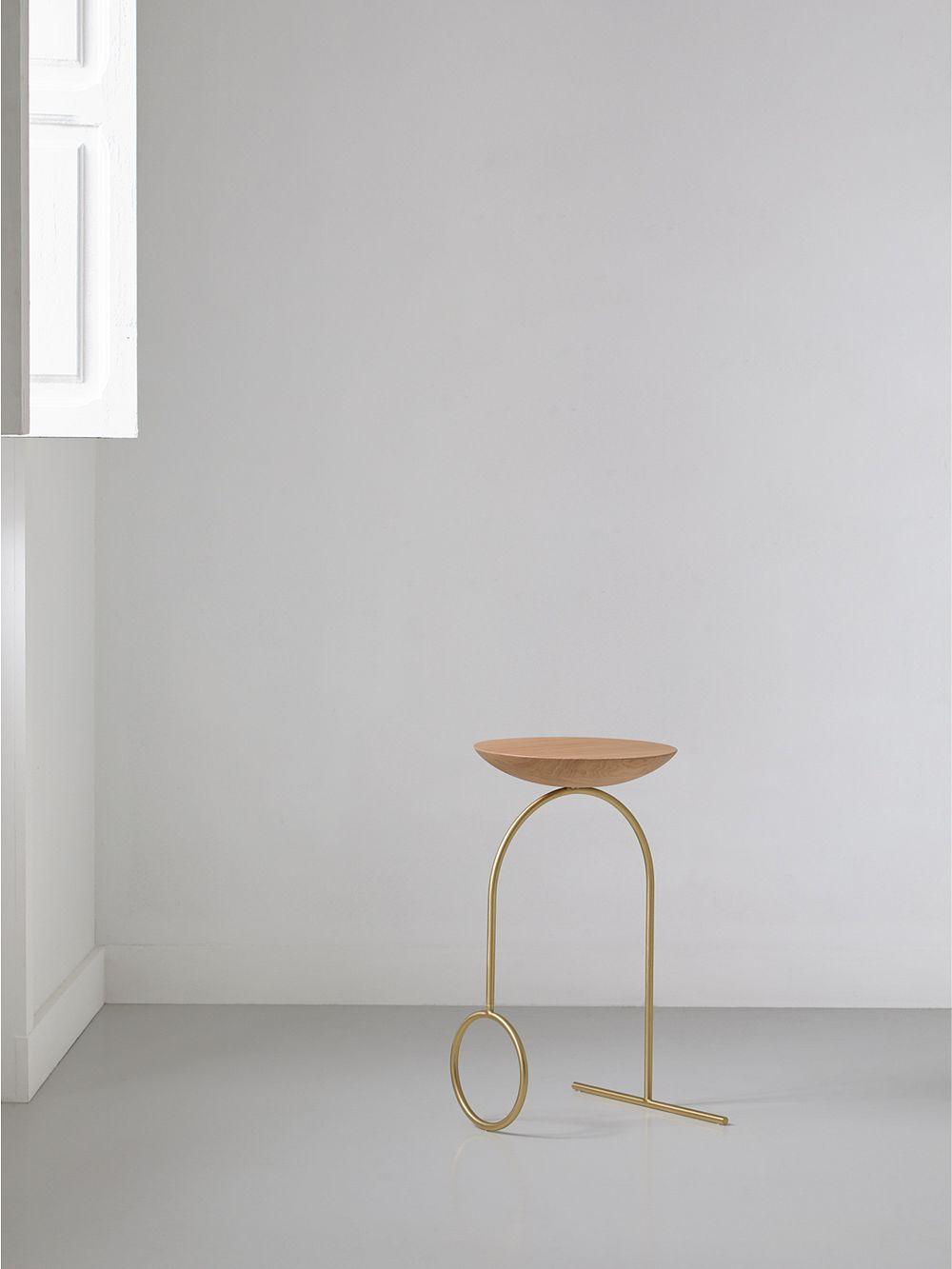 Viggarbe Giro sculpture table