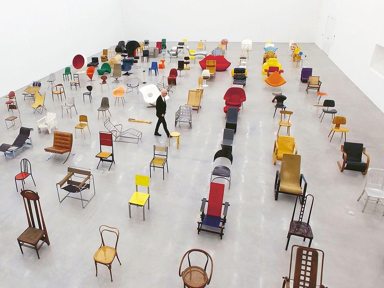 Vitra Chair Times